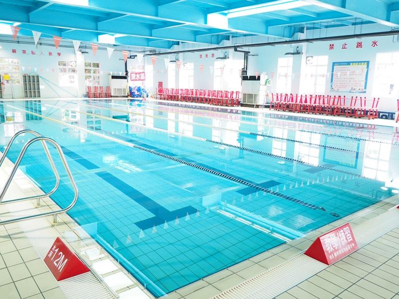 圖片-1F/游泳館/一樓游泳池